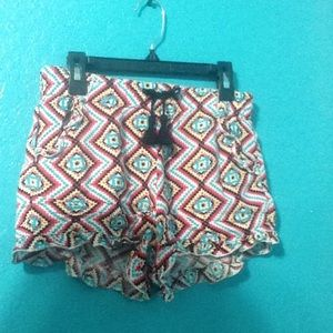Other - shorts multi colors